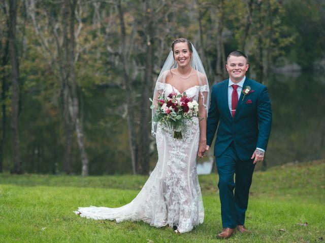 The wedding of Katelyn and Nathan