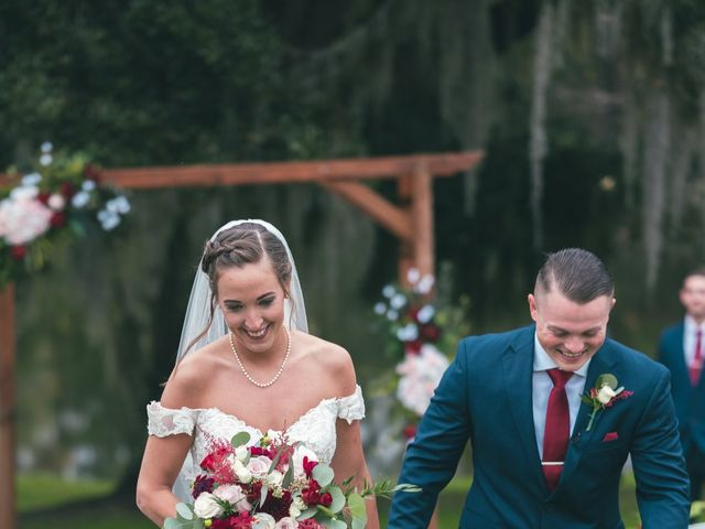 Nathan and Katelyn's Wedding in Savannah, Georgia 30