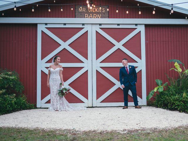 Nathan and Katelyn's Wedding in Savannah, Georgia 33