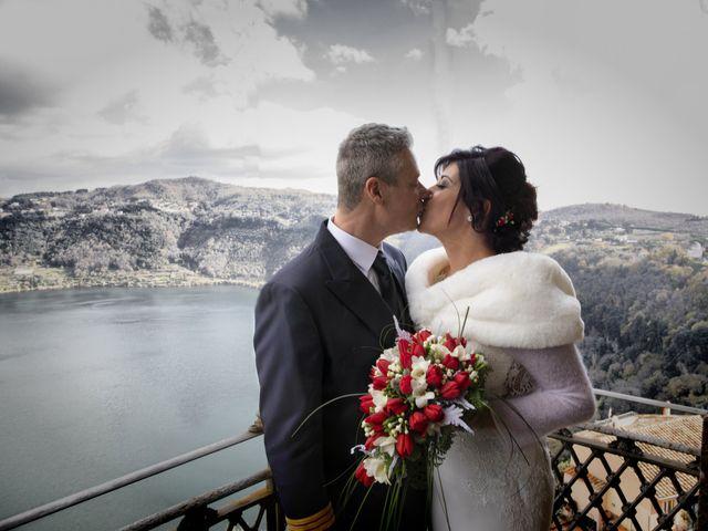 The wedding of Sabrina and Riccardo
