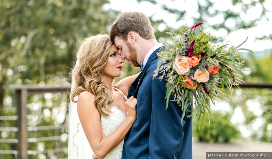 Cameron and Ashley's Wedding in Cherokee, Alabama