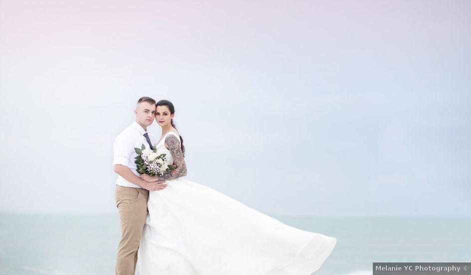 Alex and Sadie's Wedding in Mid Florida, Florida