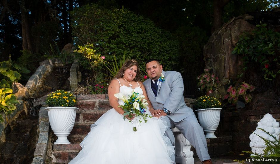 Yary and Luis's Wedding in Blackwood, New Jersey