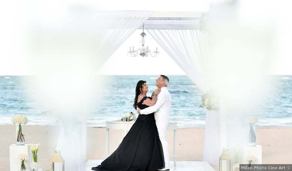 Thomas and Marion's Wedding in Punta Cana, Dominican Republic