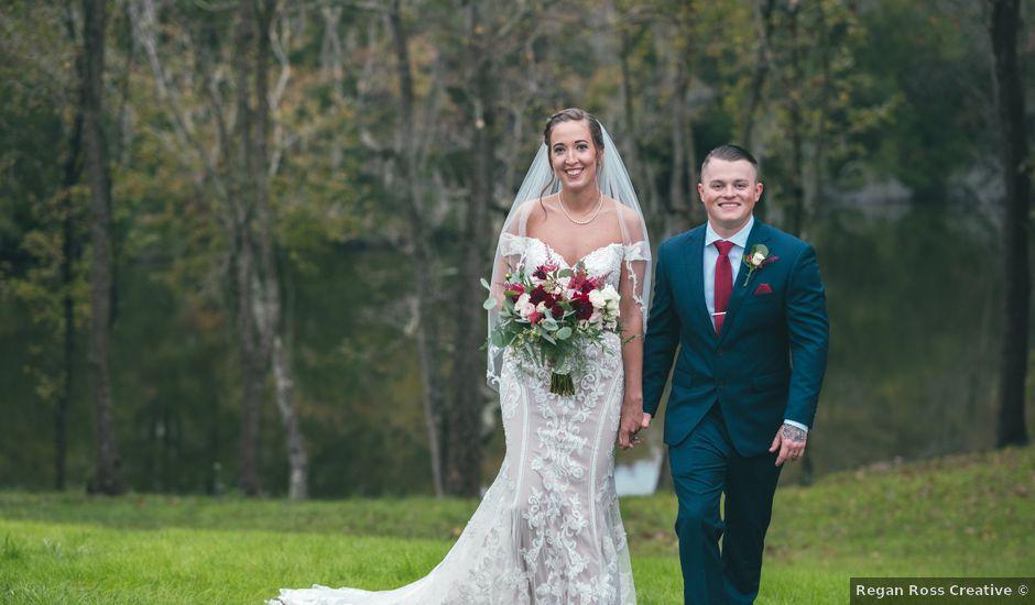 Nathan and Katelyn's Wedding in Savannah, Georgia