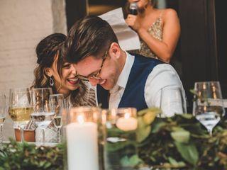 The wedding of Kyler and Michaela