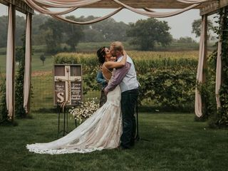 The wedding of Danielle and Tyler 2