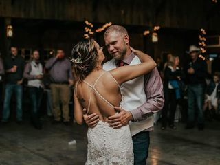 The wedding of Danielle and Tyler 3