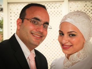 The wedding of Manny and Mariam