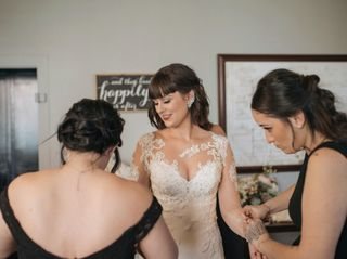 The wedding of Amber and Tyler 2