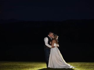 The wedding of Macy  and Dillon