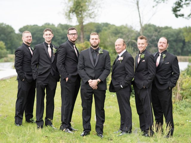 Raychell and Tobon's Wedding in Chesterton, Indiana 16