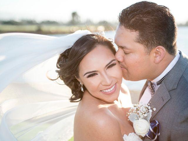 The wedding of Yeny and David