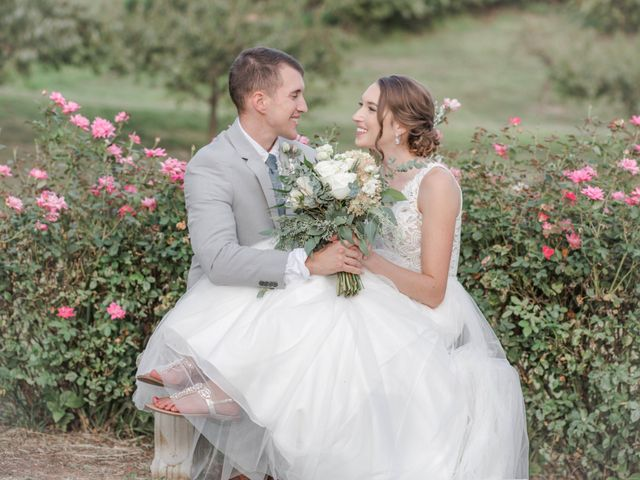 The wedding of Emily and Austin