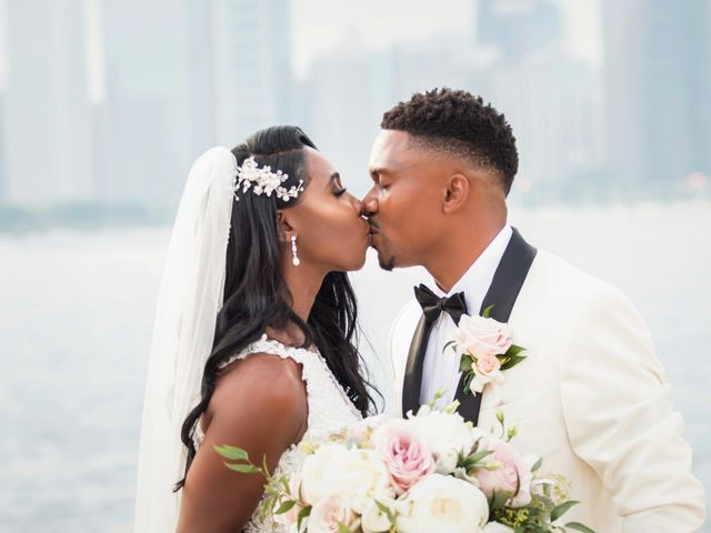 The wedding of Marah and Karim