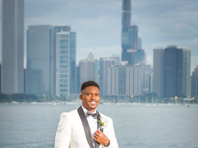 Karim and Marah's Wedding in Chicago, Illinois 6
