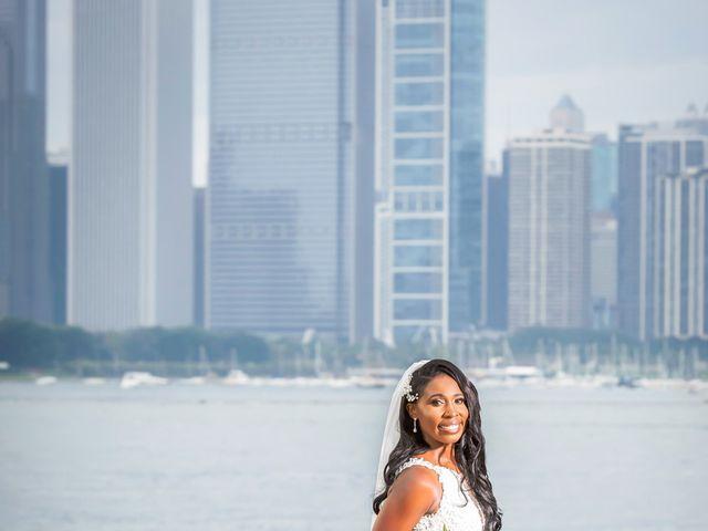 Karim and Marah's Wedding in Chicago, Illinois 7