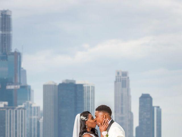 Karim and Marah's Wedding in Chicago, Illinois 8