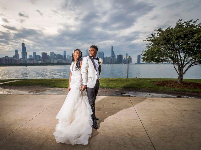 Karim and Marah's Wedding in Chicago, Illinois 9
