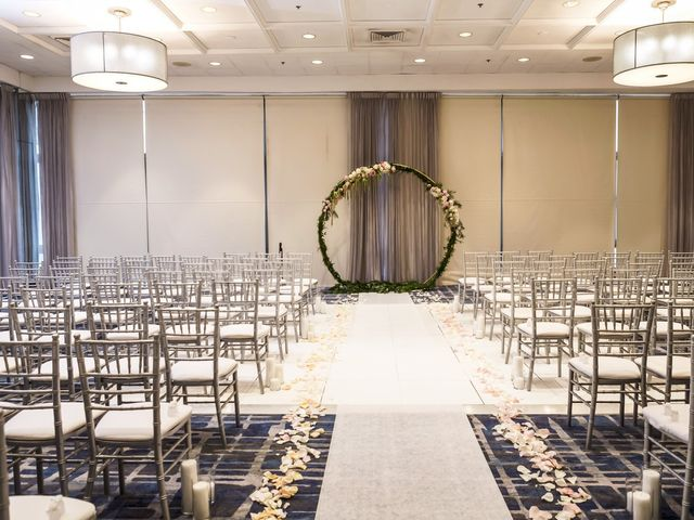 Karim and Marah's Wedding in Chicago, Illinois 12