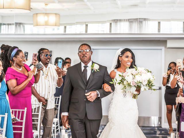 Karim and Marah's Wedding in Chicago, Illinois 13