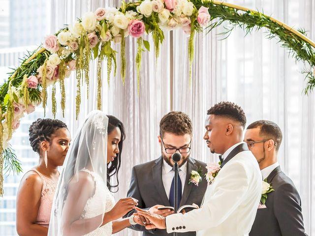 Karim and Marah's Wedding in Chicago, Illinois 15