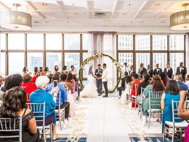 Karim and Marah's Wedding in Chicago, Illinois 16