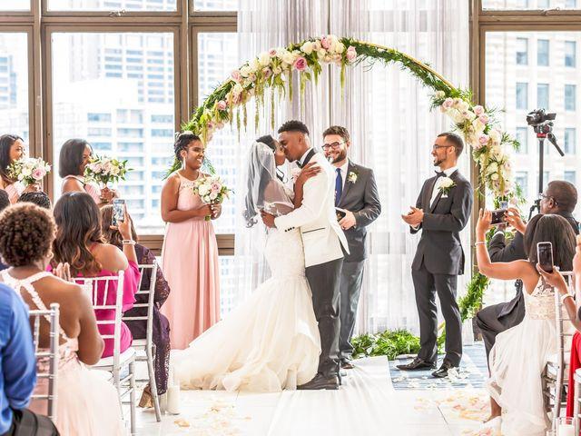 Karim and Marah's Wedding in Chicago, Illinois 17