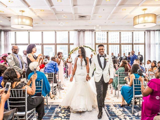 Karim and Marah's Wedding in Chicago, Illinois 18
