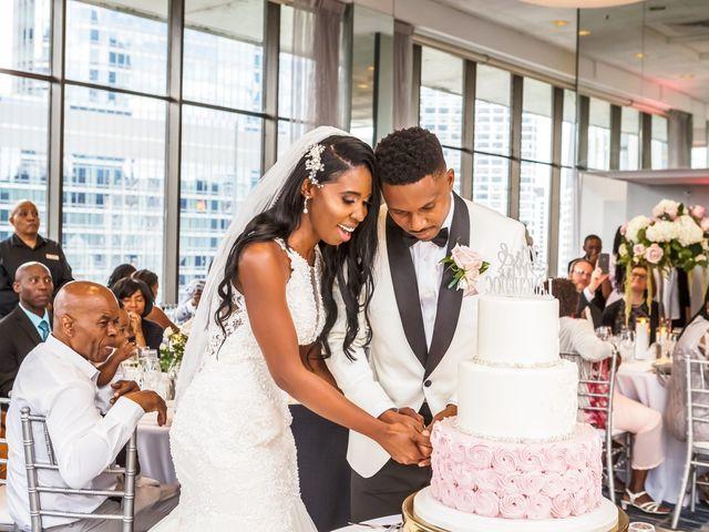 Karim and Marah's Wedding in Chicago, Illinois 19