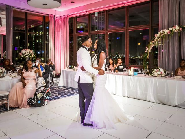 Karim and Marah's Wedding in Chicago, Illinois 24