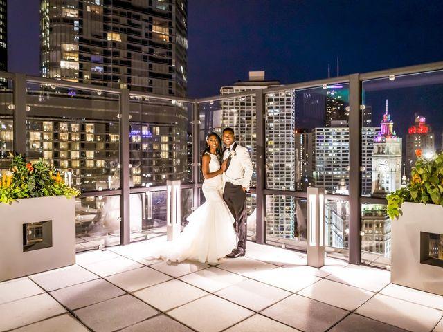 Karim and Marah's Wedding in Chicago, Illinois 25