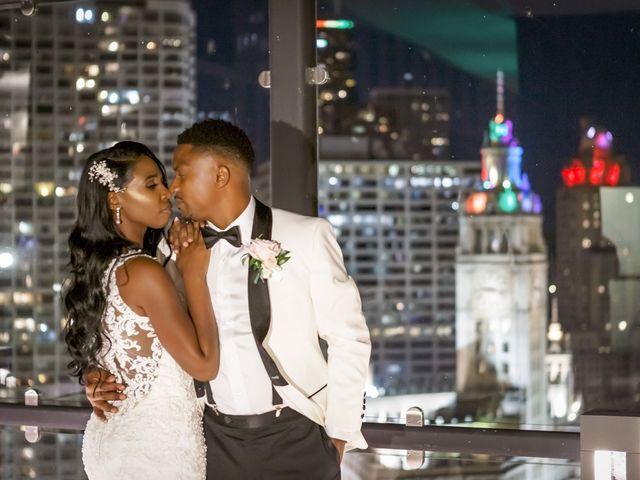 Karim and Marah's Wedding in Chicago, Illinois 26