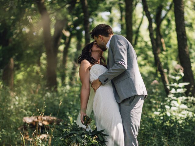Zachary  and Haley 's Wedding in Elgin, Illinois 1