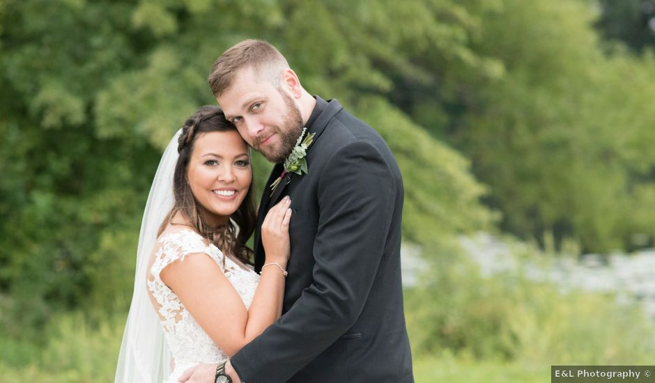 Raychell and Tobon's Wedding in Chesterton, Indiana