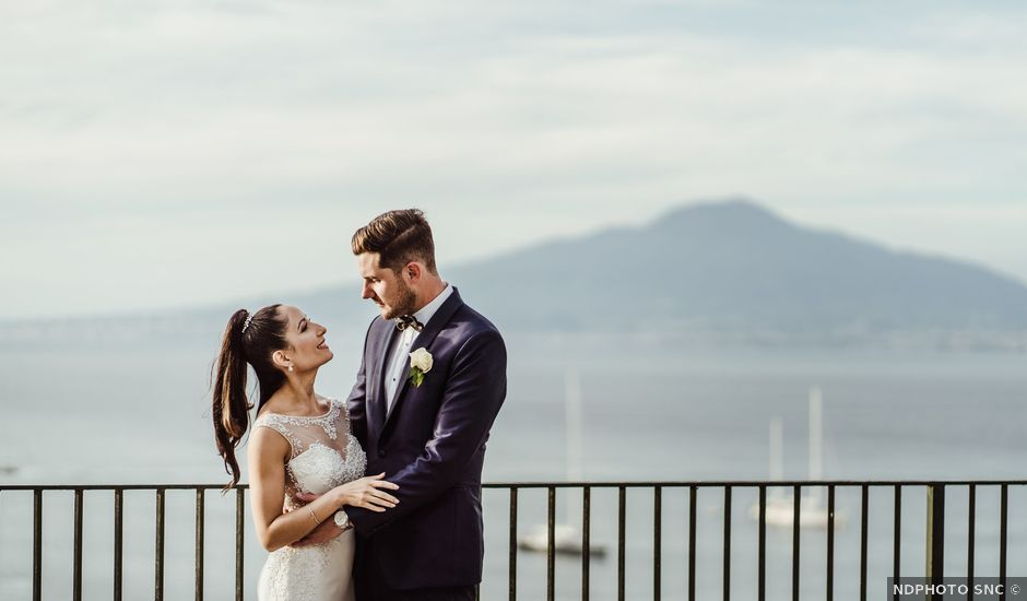 Anna and Michael's Wedding in Naples, Italy