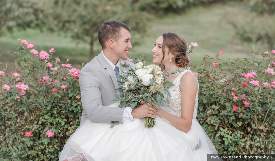Austin and Emily's Wedding in Afton, Virginia