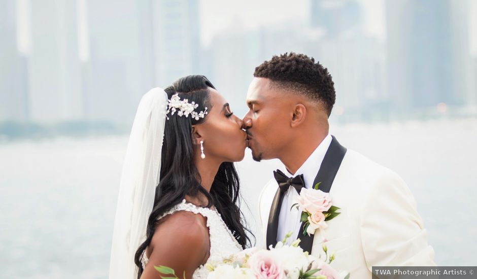 Karim and Marah's Wedding in Chicago, Illinois