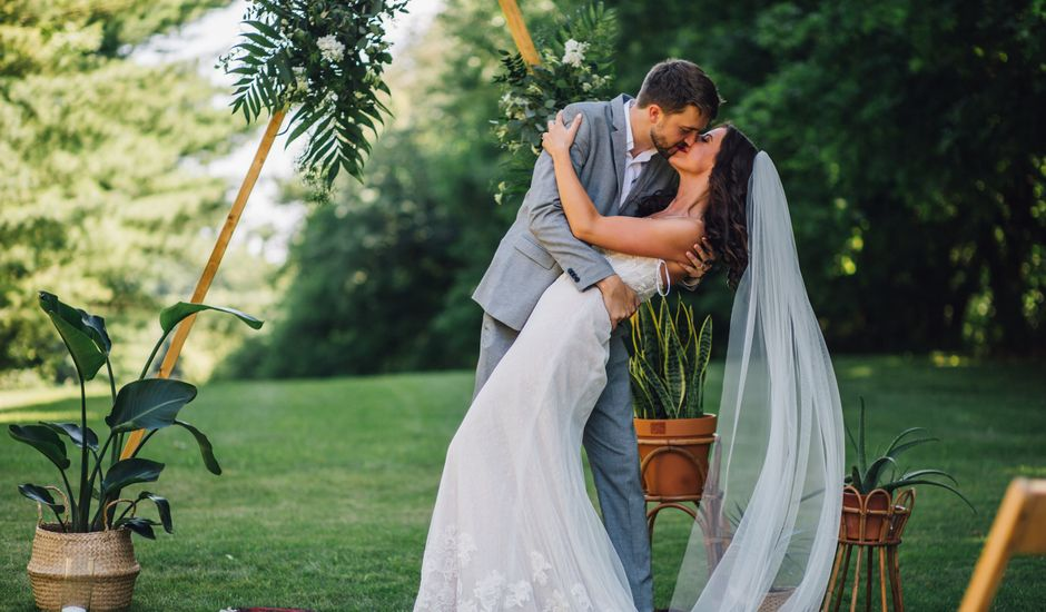 Zachary  and Haley 's Wedding in Elgin, Illinois