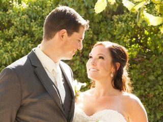 The wedding of Jesse and Kayla 1