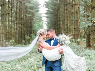 The wedding of Brandyn and Savanna