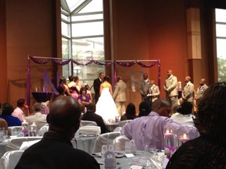The wedding of Nikki and Roland 3