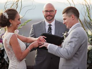 The wedding of Alex and Justin 3
