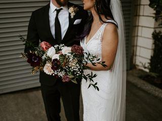 The wedding of Mariana and Adam 2