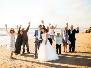 Connor and Sangia's Wedding in Imperial Beach, California 3