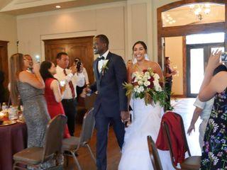 The wedding of Jennifer and Ogami 3