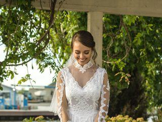 The wedding of Kristen and Brady 2