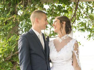 The wedding of Kristen and Brady 3