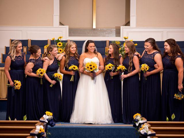 Joseph and Haley's Wedding in Columbia, South Carolina 3