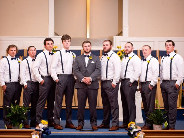 Joseph and Haley's Wedding in Columbia, South Carolina 4